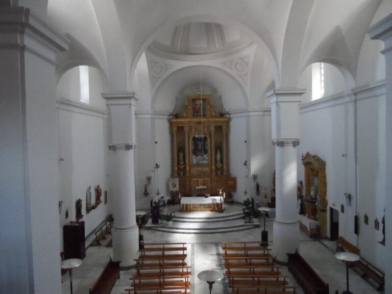 iglesia interior desde coro 1