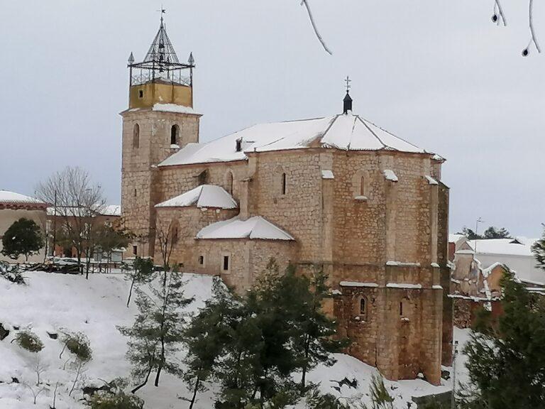 iglesia mirador nieve